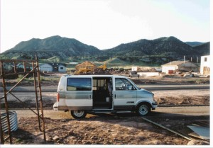 1991 Astrovan - I Discovered Dri Wash!