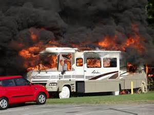 Simple Class Action Targets RV Refrigerator Fires