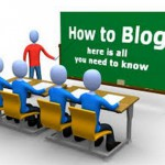 how to write a blog fo rmoney