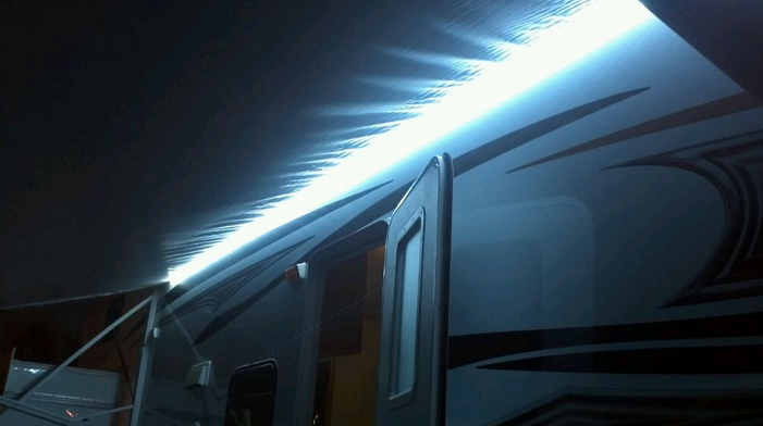 RV Awning Lights – LED Awning lights are Awesome!