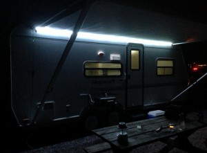 RV Awning Lights LED Are Awesome