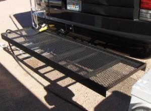 5th wheel platform