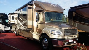 selecting an rv