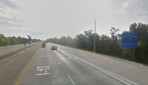 I 10 through louisiana