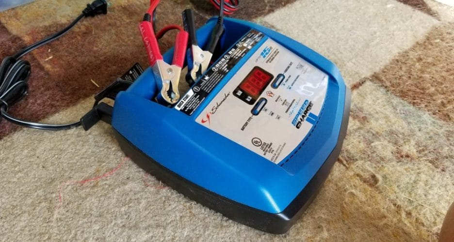RV Battery Charger - Choose One That is Dual Purpose -