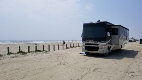 port aransas rv camping
