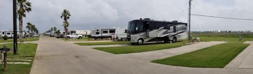 port aransas rv camping