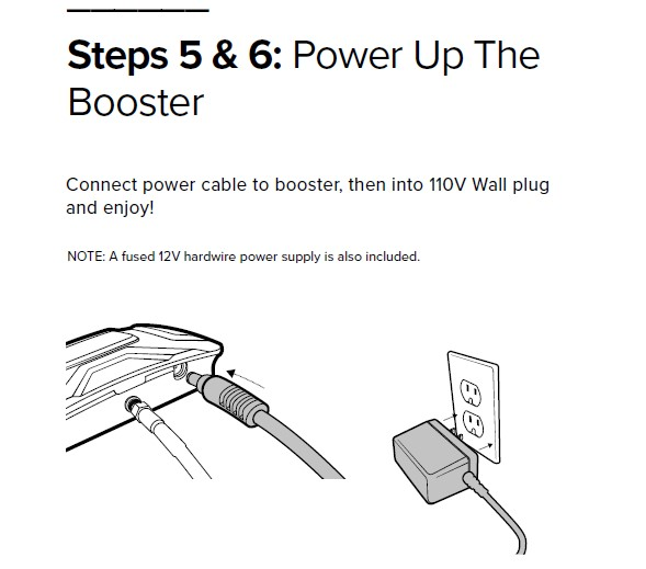 weboost cell phone booster